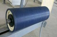 low noise Conveyor Roller D127 D133 D159 for 80000 hours warranty